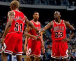 The Chicago Bulls Legends