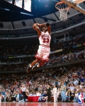The Michael Jordan Slam Dunk